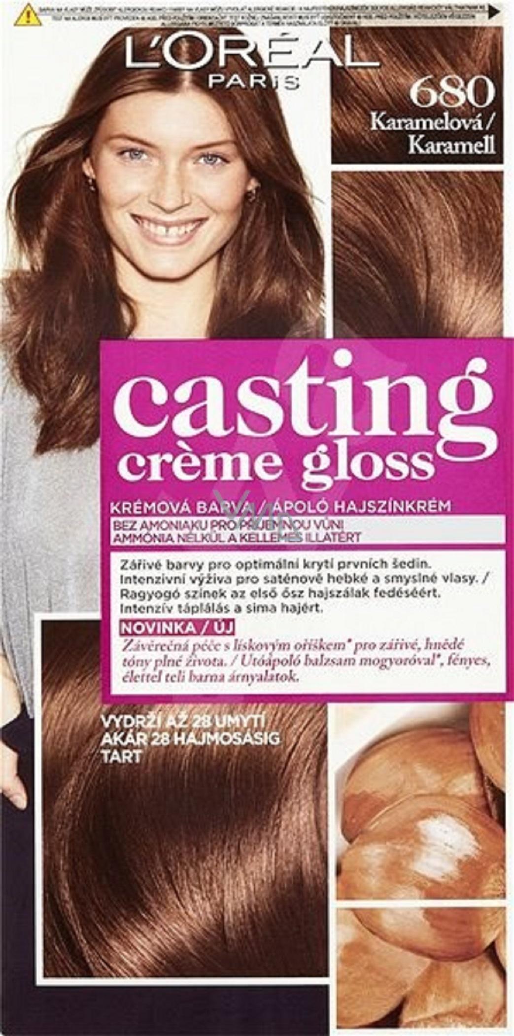 Loreal Paris Casting Creme Gloss Hair Color 680 Vmd Parfumerie