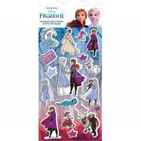 Disney Frozen II pěnové samolepky 10 x 22 cm