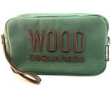 Dsquared2 Green Wood kosmetická taška pro muže 24 x 15 x 8 cm