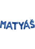 Albi Nafukovací jméno Matyáš 49 cm