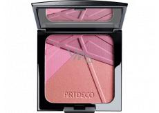 Artdeco Blush Couture Cross The Lines tříbarevná tvářenka v limitované edici 10 g