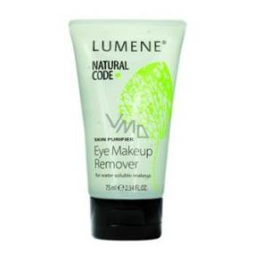 Lumene Natural Code Eye make-up Remover odličovač make-upu 75 ml