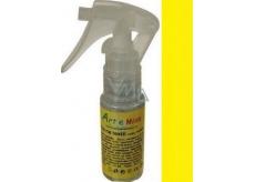 Art e Miss Barva na textil - světlý 62 žlutá sprej 30 g