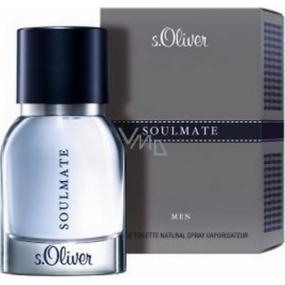 s.Oliver Soulmate Men toaletní voda 50 ml