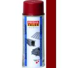 Schuller Eh klar Prisma Color No Rust Spray základová barva ve spreji 91059 Antikorozní červenohnědá 400 ml