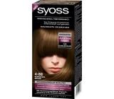 Syoss Professional barva na vlasy 4 - 88 jantarově hnědý