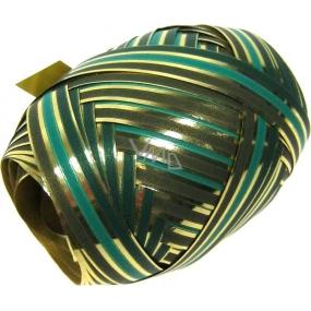 Nekupto Klubíčko Luxus zlatá zelený pruh 162 50 KB 10 m