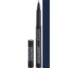 Gabriella Salvete Liquid Eyeliner In Pen tekuté oční linky ve fixu 03 Blue 1,2 ml