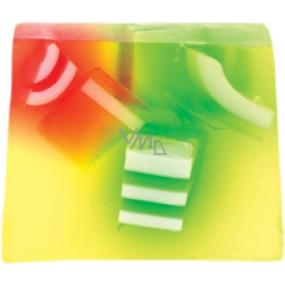 Bomb Cosmetics Dobrodružství v ráji - Adventures in Eden Přírodní glycerinové mýdlo 100 g