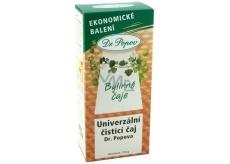 Dr. Popov Univerzální čisticí bylinný čaj 100 g