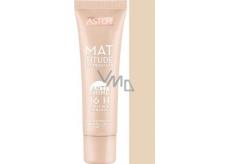 Astor Mattitude Foundation Anti Shine 16h Shine Control make-up 101 Rosé Ivory 30 ml