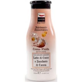 Aquolina Nutry Sugarcane & Coconut tělové mléko 250 ml