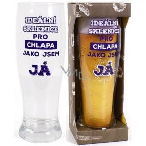 Albi Můj Bar Maxituplák Ideální sklenice pro chlapa jako jsem Já 1500 ml