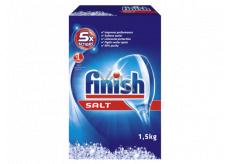 Calgonit Finish Special Salt sůl do myčky 1,5 kg