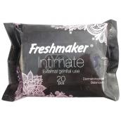 Freshmaker Intimate ubrousky pro intimní hygienu 20 kusů