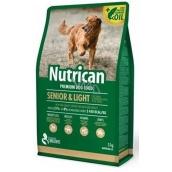 Nutrican Senior / Light Kompletní krmivo pro starší psy a psy trpící nadváhou 3 kg
