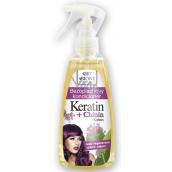 Bione Cosmetics Keratin & Chinin bezoplachový kondicionér na vlasy 260 ml