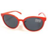 Dudes & Dudettes Sluneční brýle pro děti oranžové 51-17-134