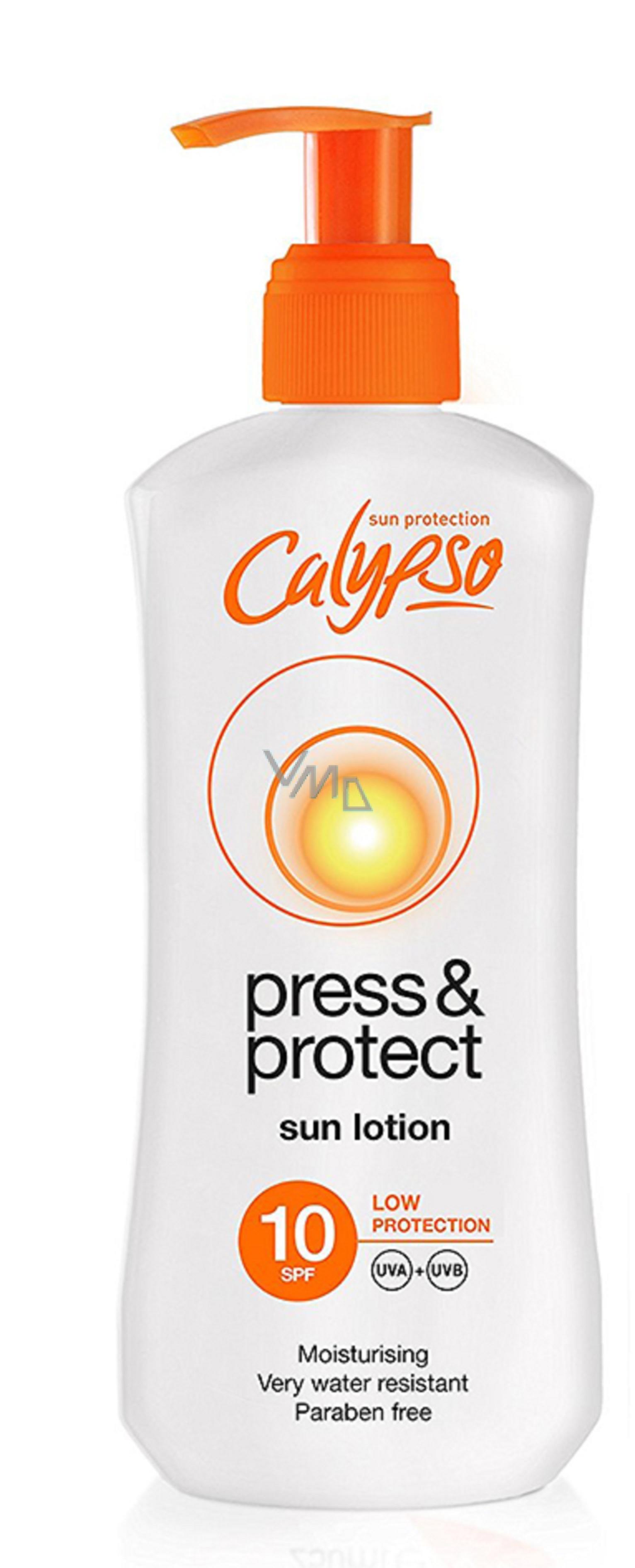 Calypso Prees + schützen SPF10 200ml