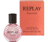 Replay Essential for Her toaletní voda 20 ml