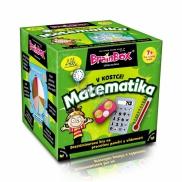 Albi V kostce! Matematika desetiminutová hra na procvičení paměti a vědomostí doporučený věk 7+