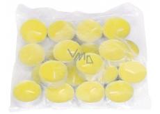 Citronella Repelentní vonné čajové svíčky proti komárům, v sáčku 20 kusů