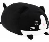 Albi Humorný polštář velký Černá kočka 36 x 30 cm