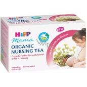 Hipp Mama Bio bylinný čaj pro kojící matky s fenyklem, anýzem a kmínem sáčky 20 x 1,5 g