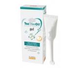 Dr. Muller Tea Tree Oil gel pro intimní hygienu ženy antibakteriální léčby 7 x 7,5 ml