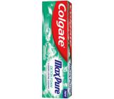 Colgate Max Pure Detox Foam zubní pasta pro důkladné vyčištění zubů 75 ml