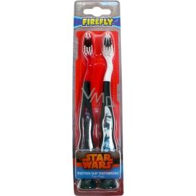 Disney Star Wars měkký zubní kartáček pro děti 2 kusy