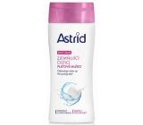 Astrid Soft Skin Zjemňující čisticí pleťové mléko suchá a ciitlivá pleť 200 ml