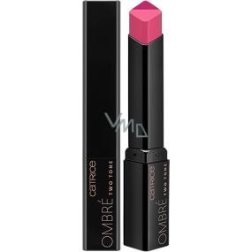 Catrice Ombré Two Tone Lipstick rtěnka 050 Please Tell Rosy 2,5 g