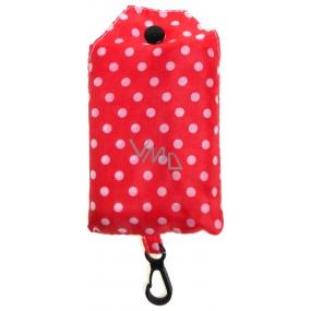 Albi Taška do kabelky Červená s puntíky 42 × 36 cm