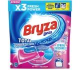 Lanza Spring Freshness Power gelové kapsle na praní bílého a barevného prádla 28 kusů