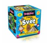 Albi V kostce! Svět desetiminutová hra na procvičení paměti a vědomostí doporučený věk 8+