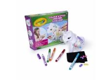 Albi Crayola Kreativní sada pro malé slečny Jednorožec věk 4+