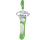 Mam Massaging Brush zubní kartáček 3+ měsíců různé barvy 1 kus
