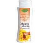 Bione Cosmetics Měsíček lékařský hydratační čistící odličovací pleťové mléko 255 ml