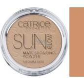 Catrice Sun Glow Matt Bronzing Powder bronzující pudr 030 Medium Bronze 9,5 g