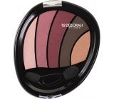 Deborah Milano Perfect Smokey Eye Palette paletka 5ti očních stínů 02 Rose 5 g