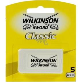 Wilkinson Sword Classic náhradní žiletky 5 kusů