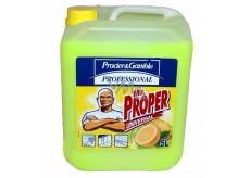 Mr. Proper Profesionál Lemon univerzální citronový čistič 5 l