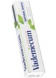 Vademecum Natural White zubní pasta s vůní máty 75 ml