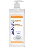 Lactovit Activit ochranné tělové mléko s dávkovačem 400 ml
