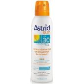 Astrid Sun Easy Spray OF30 hydratační mléko na opalování 150 ml
