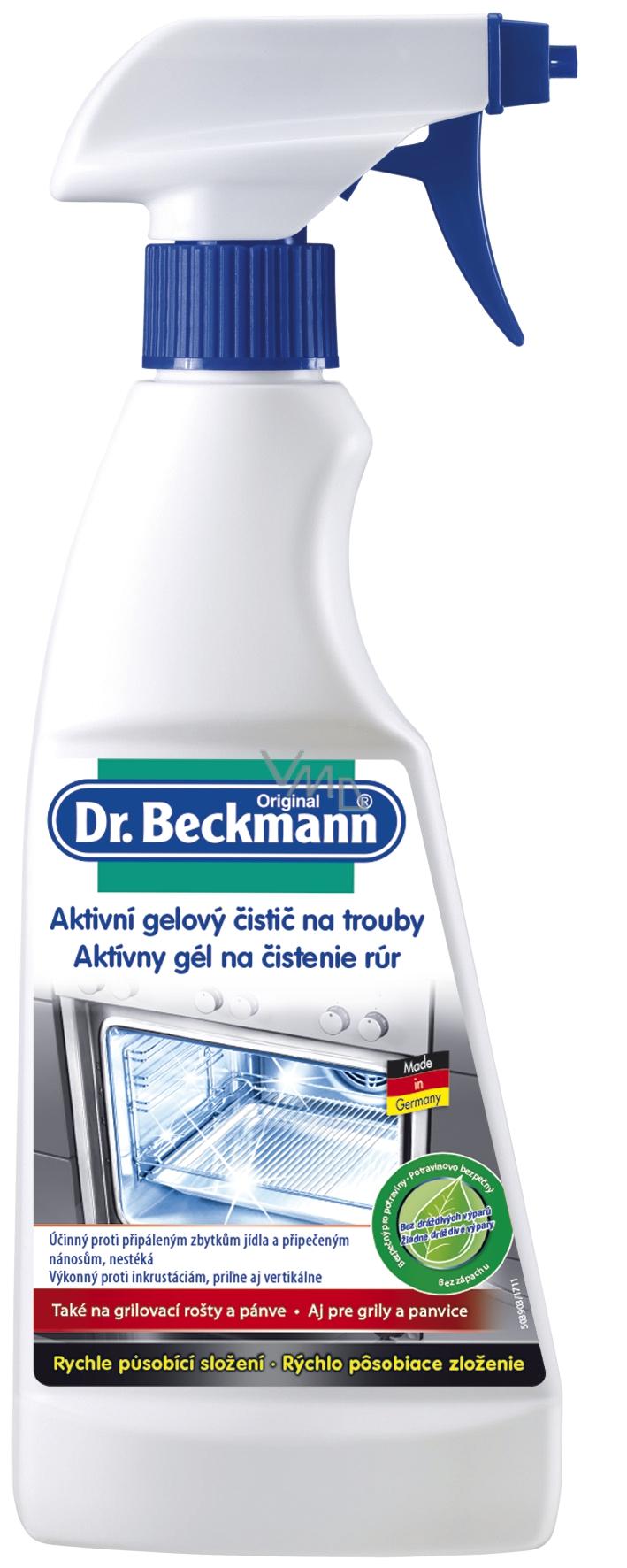 Dr. Beckmann Aktiv-Gel für Öfen, Grills und Öfen, 375 ml