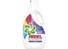 Ariel Color tekutý prací gel na barevné prádlo 40 dávek 2,2 l