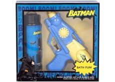 Batman Pěna do koupele pro děti 250 ml + stříkací pistole, kosmetická sada