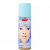 Zo Goodmark Pastel Smývatelný barevný lak na vlasy Modrý 125 ml